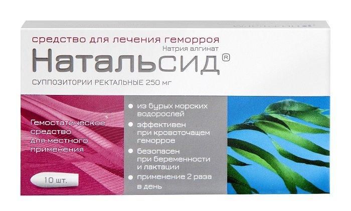 Заживляющие препараты (Протазан, Натальсид, Релиф) ускоряют регенерацию тканей, предотвращают присоединение бактериальных инфекций