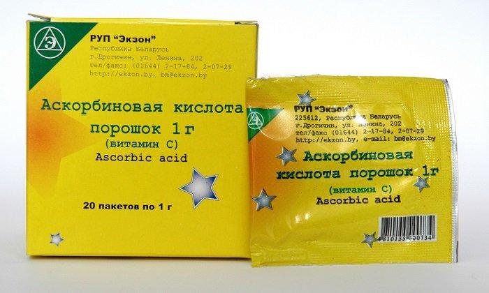 Эффективность Троксевазина увеличивается при одновременном приеме с лекарствами на основе аскорбиновой кислоты