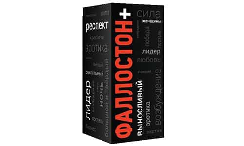Препарат Фаллостон имеет накопительный эффект, принимать нужно по 10 капель каждый день в течение 2 недель