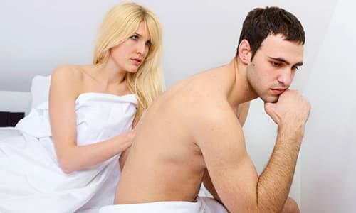 Нарушение эректильной функции у мужчин происходит по многим причинам