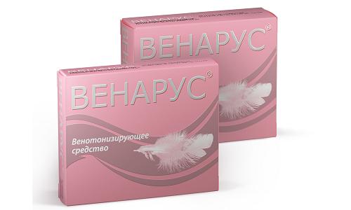 Один из самых популярных аналогов Детралекса - препарат Венарус