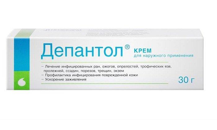 Депантол - крем с регенерирующим и антисептическим воздействием является аналогом Солкосерила