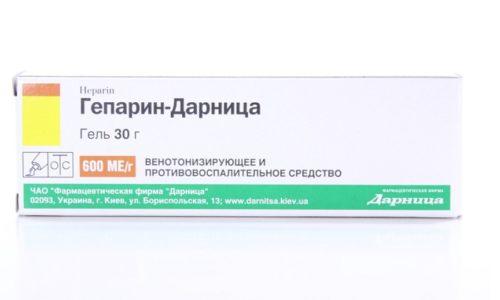 При наружном использовании препарат незначительно всасывается