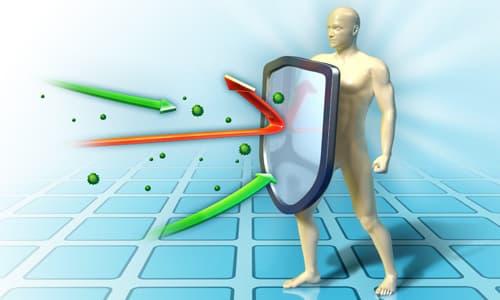Ретинол необходим мужскому организму для поддержания иммунитета