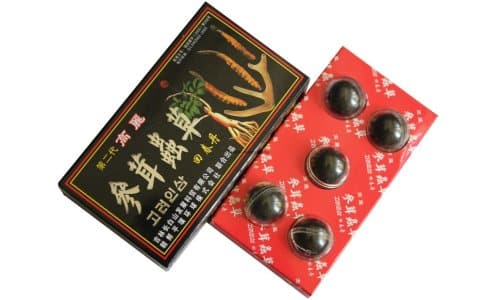Шарики для потенции - китайский препарат, предназначенный для восстановления сексуальной силы у мужчин