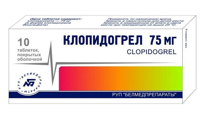 Клопидогрел - средство, которое подавляет активность тромбоцитов, что положительно влияет на кровоснабжение поврежденных участков