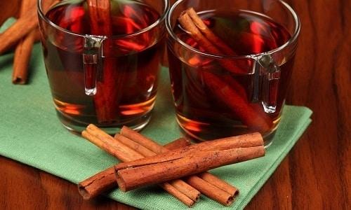 Ежедневное вечернее употребление по 50 г вина с корицей в течение месяца благотворным образом отразится на эрекции