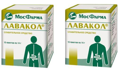 Вещество Макрогол содержится в составе препарата Лавакол