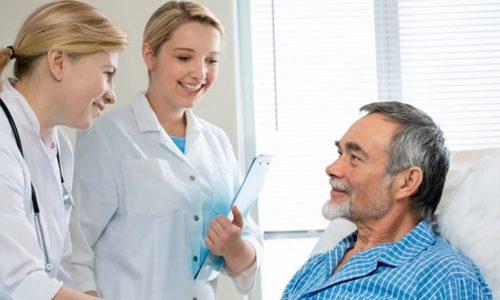 Консультация врача необходима при снижении потенции