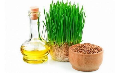 В составе масла зародышей пшеницы есть природный антиоксидант сквален, характеризующийся ранозаживляющим, бактерицидным и противогрибковым действием