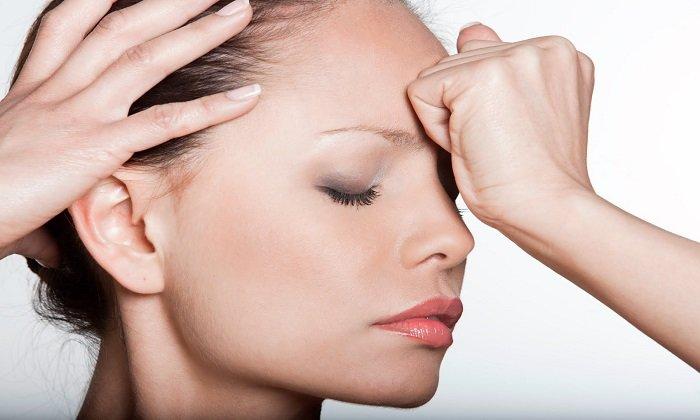 При длительном употреблении отваров могут появляться постоянное головные боли