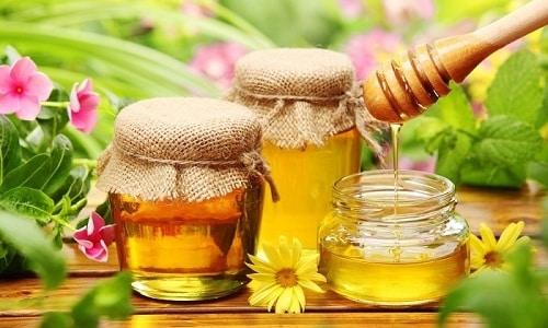 В полезный для потенции сок из репы можно добавлять небольшое количество меда