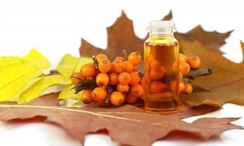 Облепиховое масло безопасное и доступное средство для улучшения потенции у мужчин