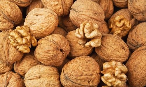 Для повышения потенции можно приготовить сладкий десерт с добавлением грецкого или лесного ореха