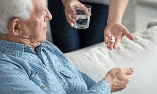 Пожилым пациентам необходимо принимать в уменьшенной дозировке в связи с частыми случаями возникновения желудочковой аритмии