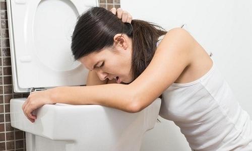 Передозировка маслом календулы может вызвать рвоту