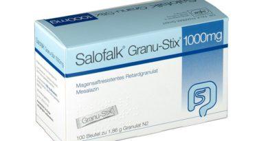Как правильно использовать гранулы Салофальк от геморроя
