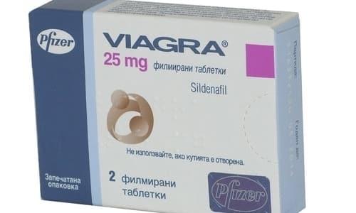 При эректильной дисфункции поможет препарат Виагра