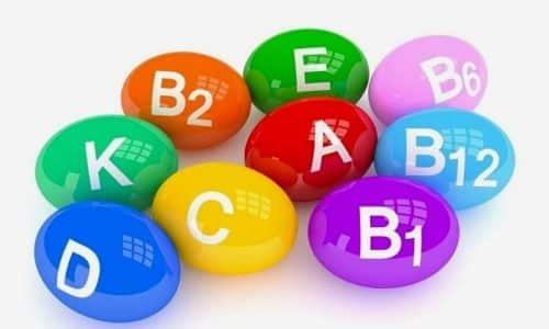 В рационе мужчины в нужном количестве постоянно должны присутствовать витамины группы B