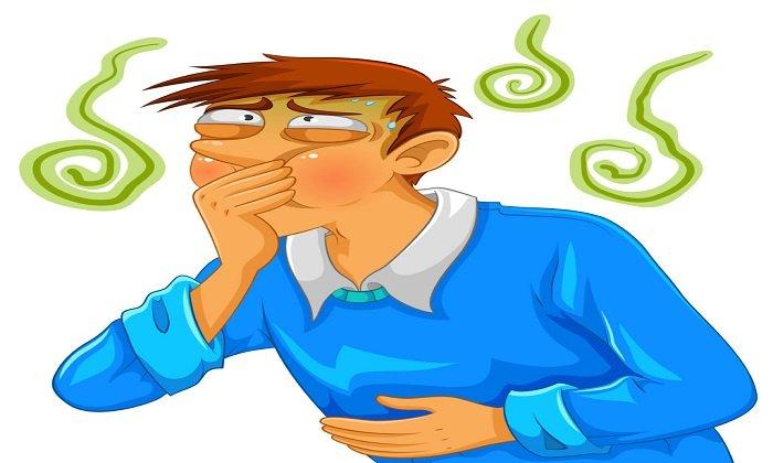 Рвота - признак передозировки препаратом