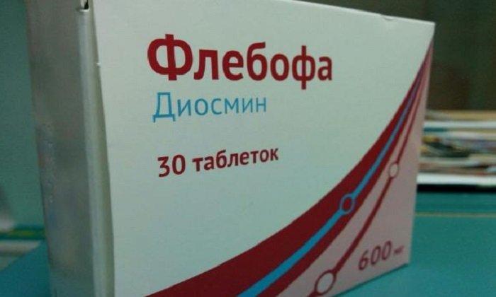 Передозировка препаратом Флебофа не зафиксирована
