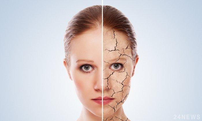 Ретиноевая мазь может вызвать сухость кожи
