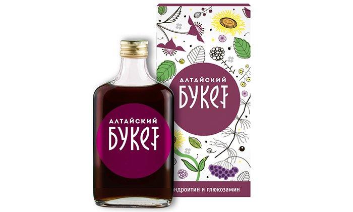 Алтайский букет - натуральное противовоспалительное и противомикробное средство, не содержащее спирт и предназначенное для ухода за полостью рта
