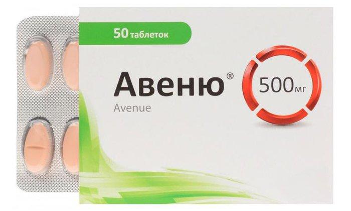 Действующими ингредиентами препарата Авеню являются диосмин и гесперидин