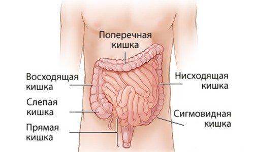 Тримедат особенно эффективен при синдроме раздраженной кишки: заболевание характеризуется чередование обоих состояний, метеоризмом или вздутием