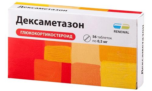 Гормональные средства для лечения простатита применяют только по назначению врача короткими курсами (Дексаметазон и др.)