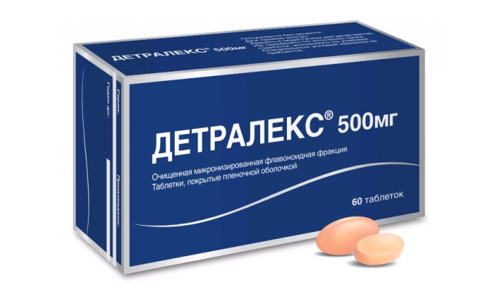 Детралекс - капилляростабилизирующее средство из группы биофлавоноидов, главные составляющие - диосмин и гесперидин