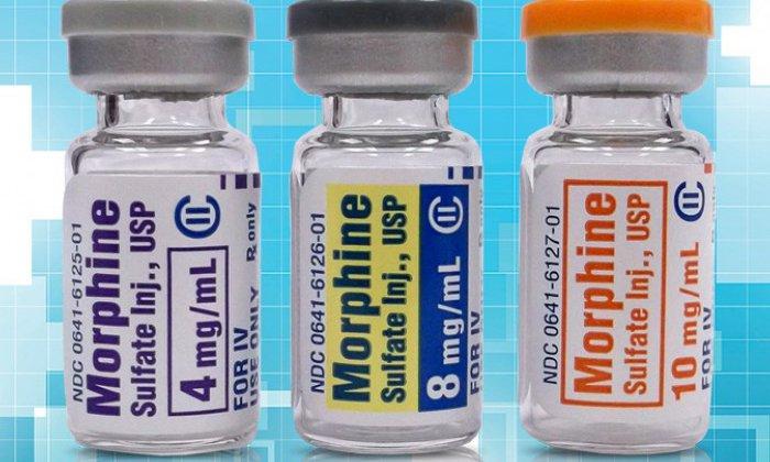 Снижает активность морфина в спазмогенном отношении