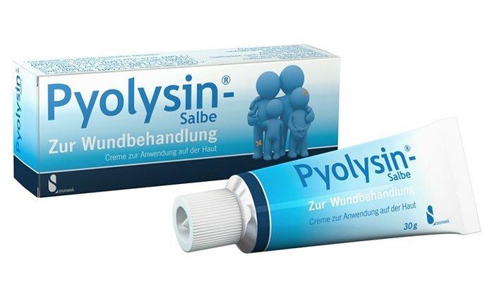 Препарат Пиолизин: инструкция по применению