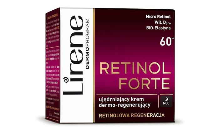 Ретинол Форте рекомендуется женщинам с выраженной пигментацией на фоне гормонального дисбаланса, крем осветляет кожу лица, придавая ей однородный оттенок
