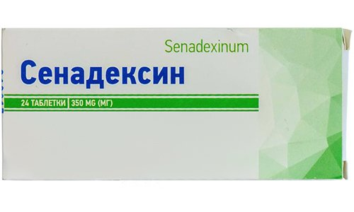 Один из аналогов БАДа Фитомуцил Форте - препарат Сенадексин