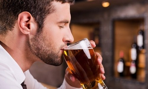 Резорол совместим с алкоголем