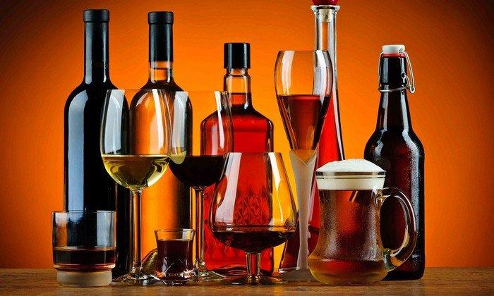 Алкоголь на период терапевтического воздействия лучше не употреблять
