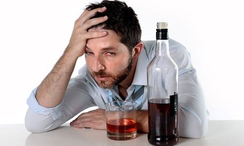 Злоупотребление алкоголем не способствует хорошему здоровью