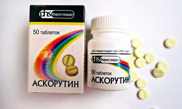 Аскорутин оказывает благоприятное воздействие на состояние капилляров и вен