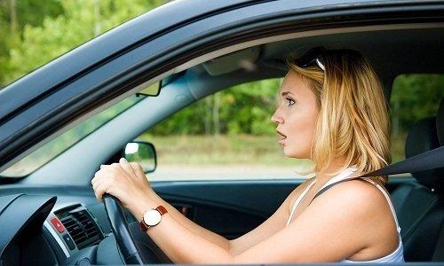 Тромблесс не оказывает влияние на управление транспортным средством
