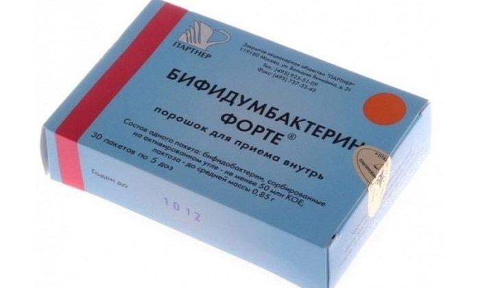 Препарат в виде порошка выпускают в картонных коробках