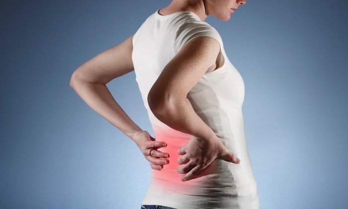 Средство можно использовать при боли в поясничном отделе