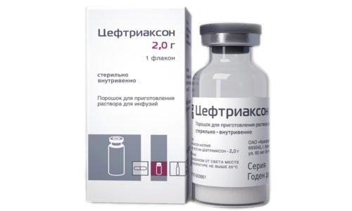 Препарат проявляет антибиотическое действие по отношению ко многим грамположительным и грамотрицательным патогенам
