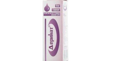 Деринат — эффективное средство для лечения геморроя