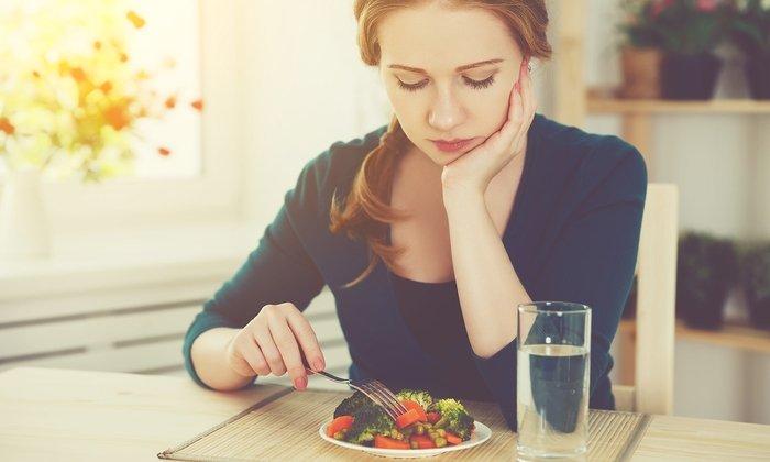Лекарство назначается при нарушениях процесса опорожнения во время диеты для похудения