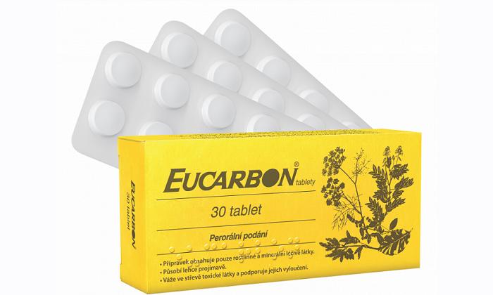 Основой Эукарбона является растительный компонент, в состав также входят минеральные вещества