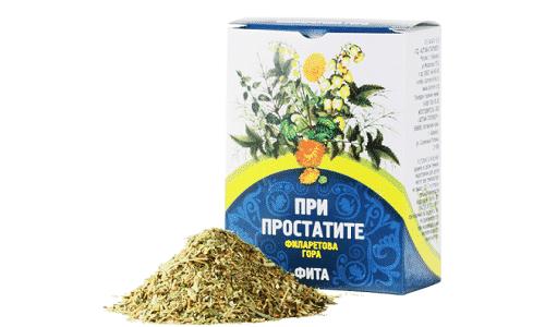 Самый эффективный алтайский аптечный набор трав при простатите называется