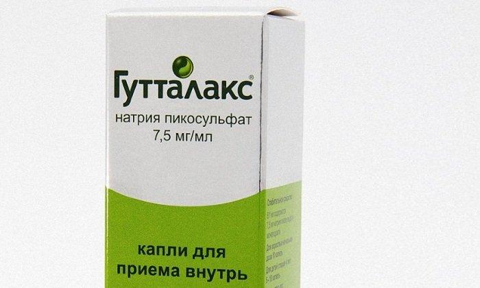 Капли Гутталакс — эффективное средство для лечения геморроя