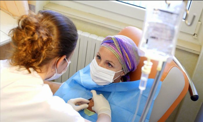 Лекарство снижает восприимчивость клеток к лучевой терапии и химиопрепаратам