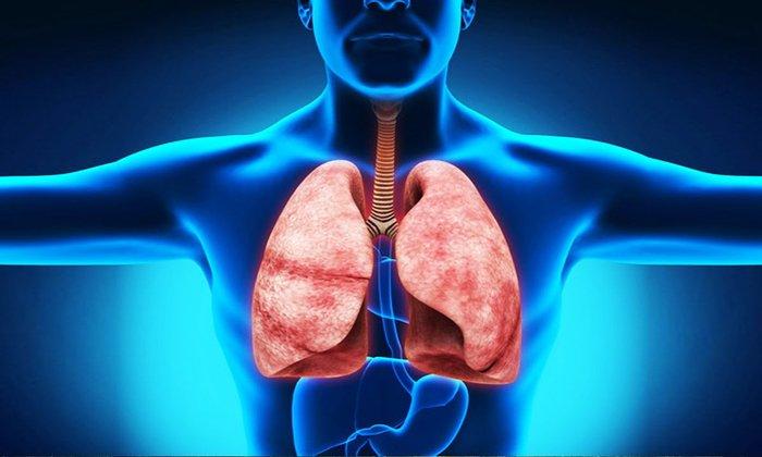 Раствор препаратов испоьзуется при хроническом обструктивном заболевании
